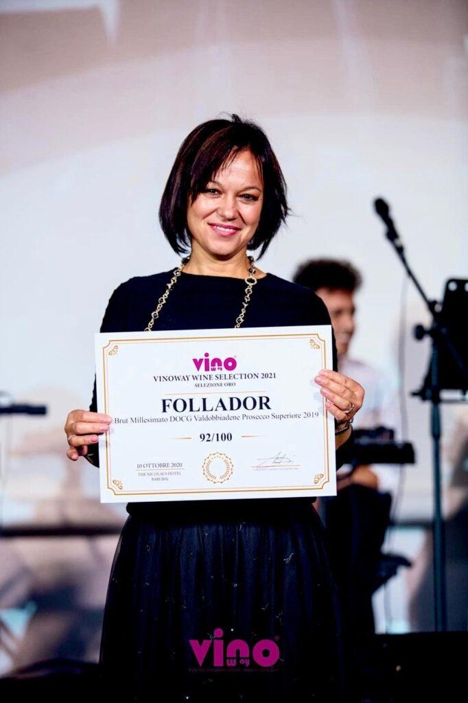Cristina Follador