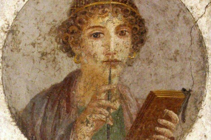 CORNELIA SCIPIONIS AFRICANA nata nel 190 a.c. e morta nel 100 a.c.