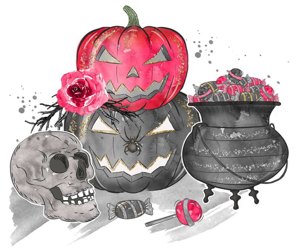 Speciale Halloween pinksociety.it