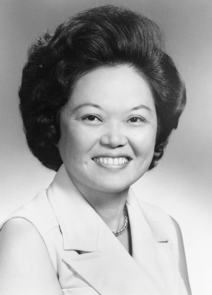 Patsy Mink - copyright credits commons.wikimedia.org