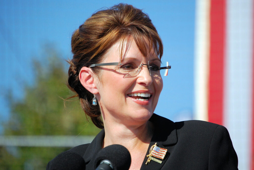 Sarah Palin credits Therealbs2002