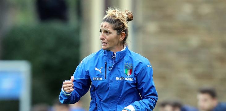 Patrizia Panico (foto FIGC)