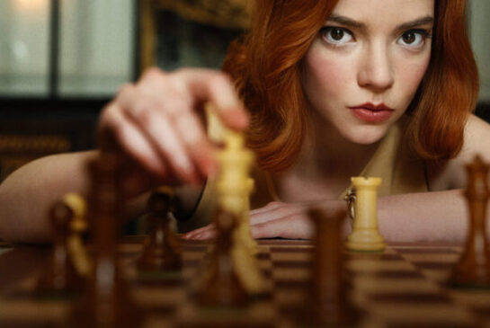 The Queen's Gambit [All images courtesy of Netflix]