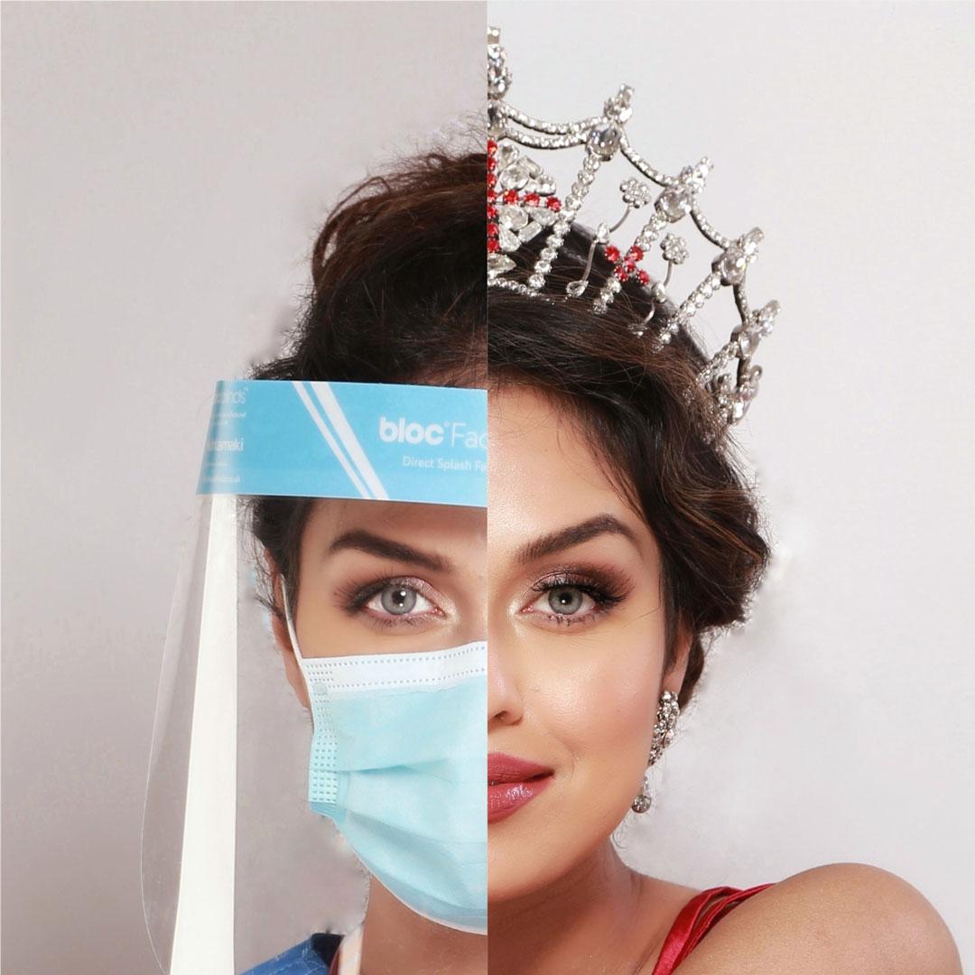 Bhasha Mukherjee: essere Miss Inghilterra e Medico ai tempi del covid