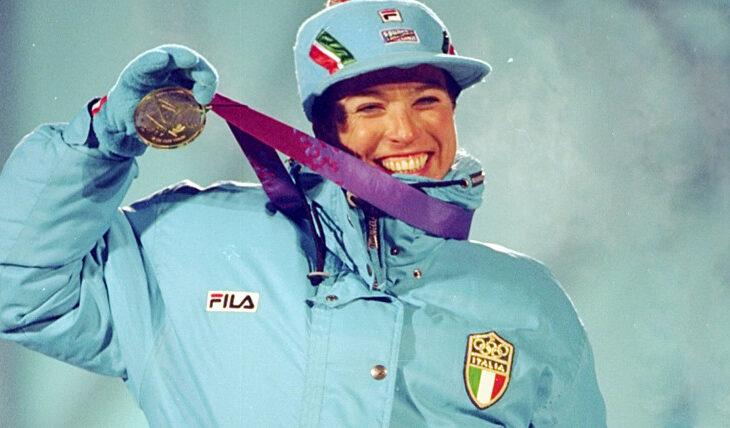 Manuela Di Centa, l'imperatrice italiana dello sci di fondo