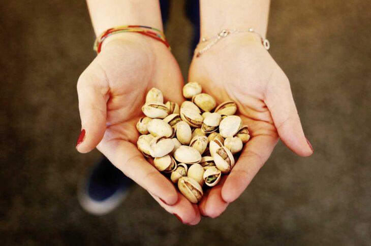 pistacchi per la salute