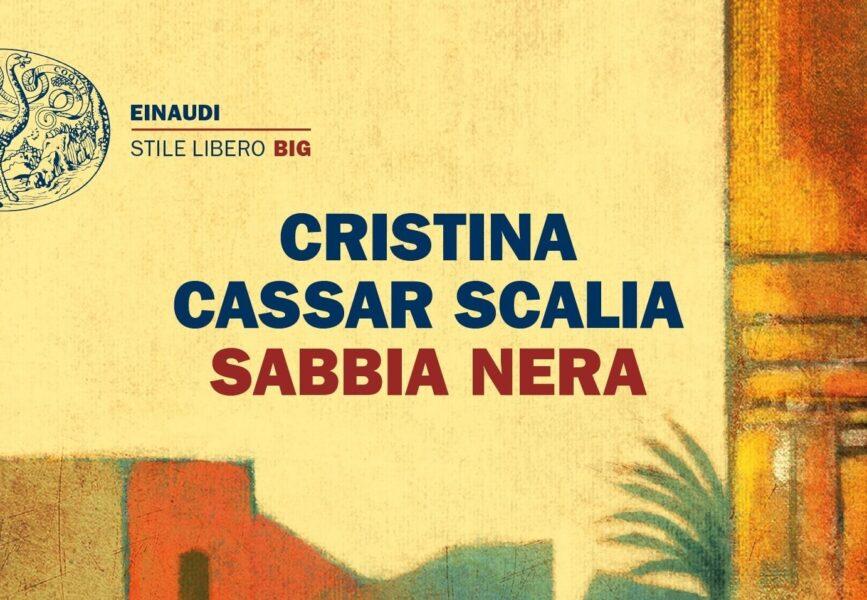 Libri: Sabbia Nera di Cristina Cassar Scalia