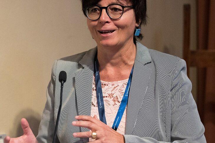 CNR: MINISTRO MESSA NOMINA PRESIDENTE MARIA CHIARA CARROZZA - foto: Gianfranco Bernardo | Wikipedia