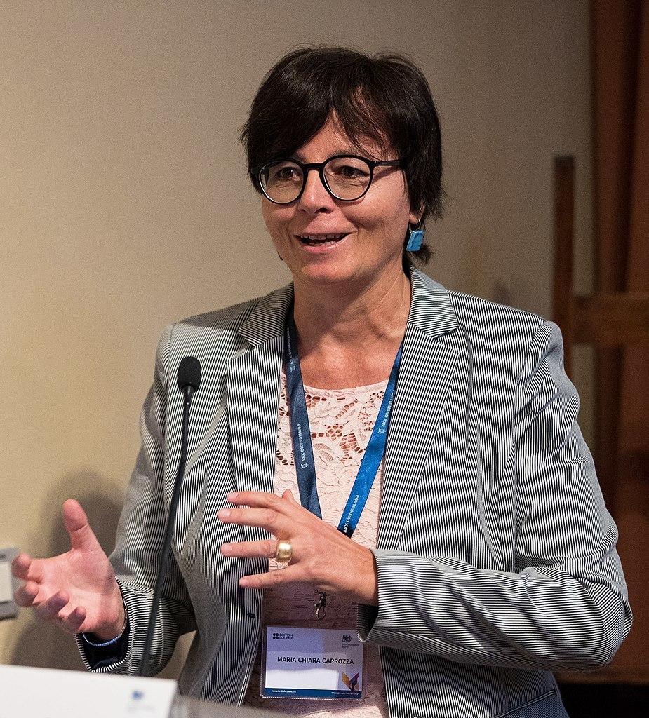 CNR: MINISTRO MESSA NOMINA PRESIDENTE MARIA CHIARA CARROZZA - foto: Gianfranco Bernardo   Wikipedia