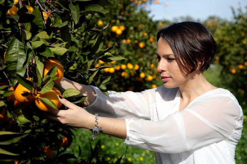 Enrica Arena, CEO&COFOUNDER di Orange Fiber | Foto: Vincenzo Leonardi