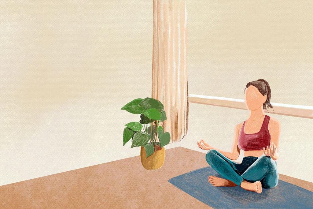 come iniziare a meditare?