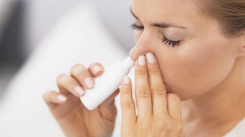 uno spray nasale contro virus e batteri