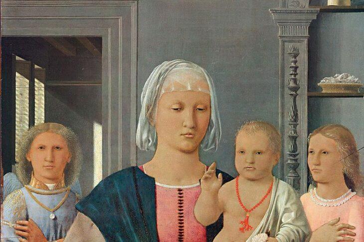 Piero della Francesca è amico mio
