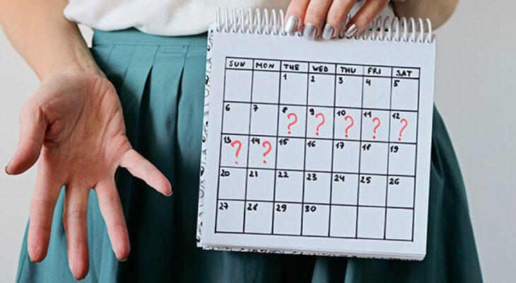 ritardo delle mestruazioni