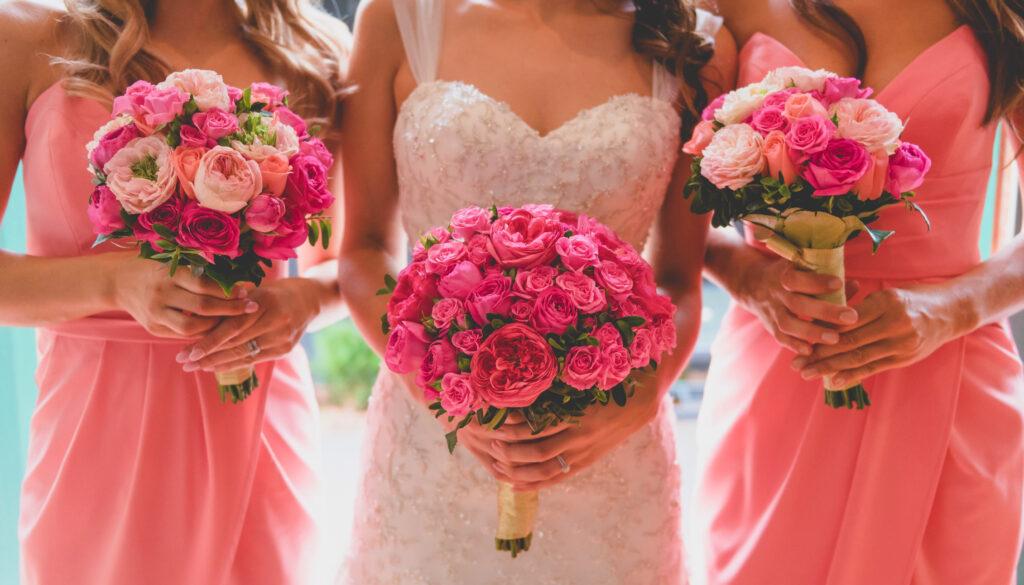 Matrimonio in rosa a Frascati per la nipote di Lady D