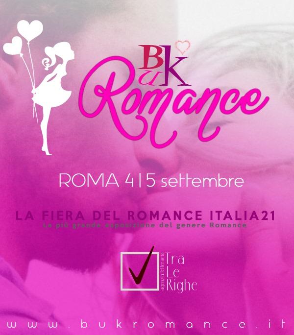 Appuntamento a Roma per Bukromance 2021, la fiera del libro dedicata al romanzo rosa in tutte le sfumature pink