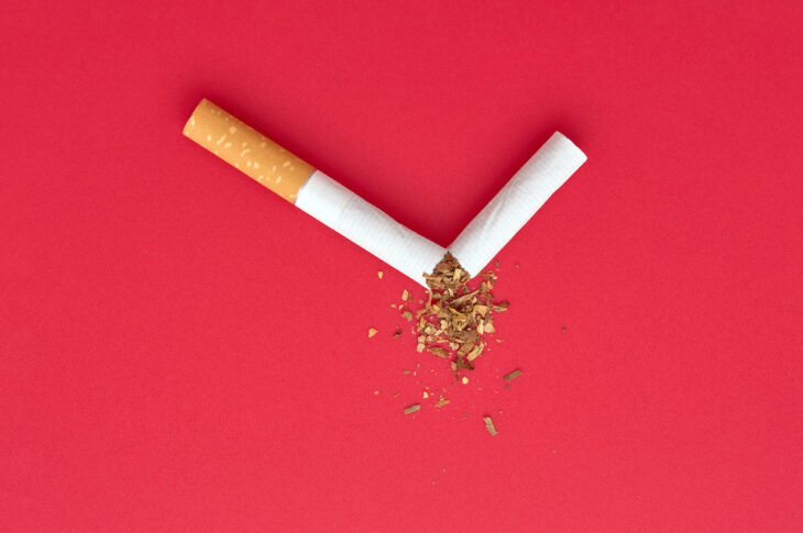 astinenza dal fumo