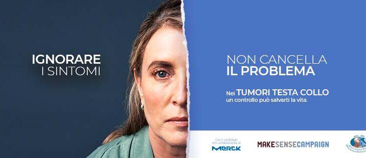 4° edizione della Campagna di sensibilizzazione sui Tumori della Testa e del Collo