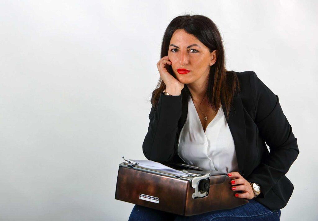 intervista a Vera Vasta, scrittrice